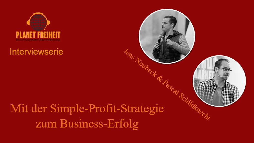 Salesangels Interview Simple Profit Strategie