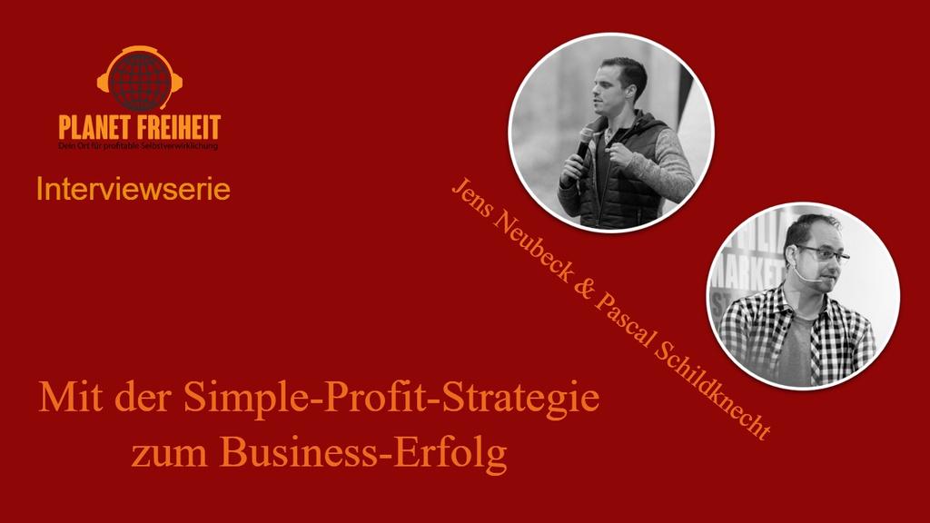 Salesangels Interview Simple Profit Strategie
