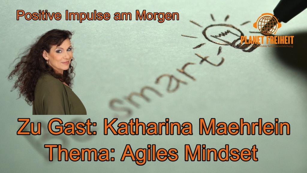 Agiles Mindset - Katharina Maehrlein