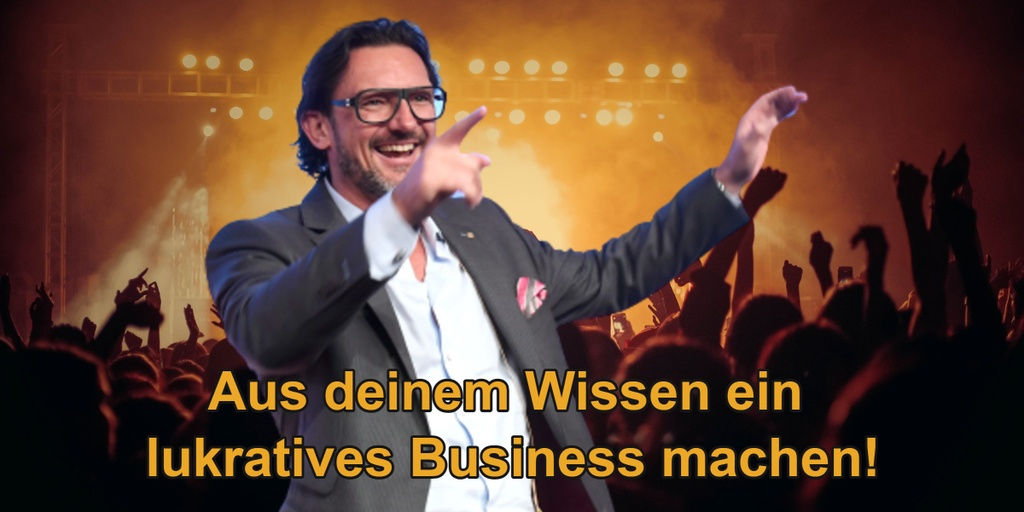 Oliver Geisselhart - Online Coaching Business aufbauen